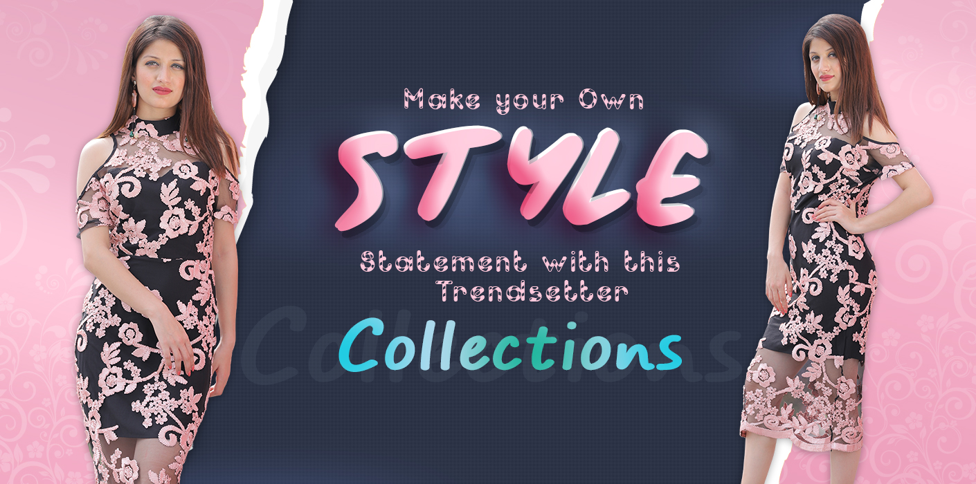Make your own style statement