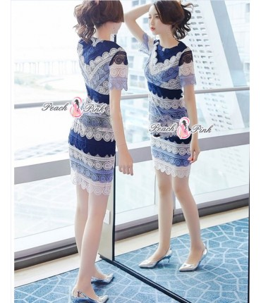 Admiral BlueMoon Bodycon