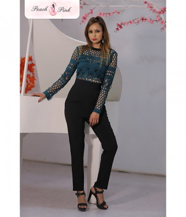 Timelessly loveable High end fashion Jumpsuit