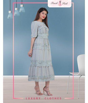 Extratropical Maxi Dress