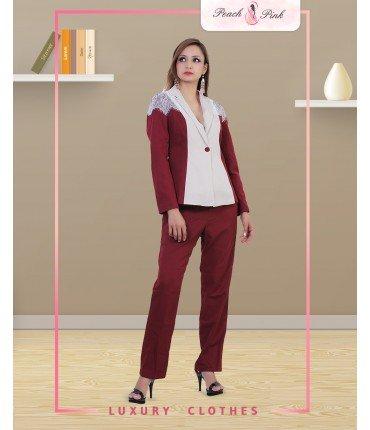 True Perfection Blazer-Pant Set