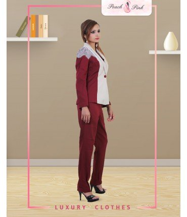 True Perfection Blazer-Pant Set
