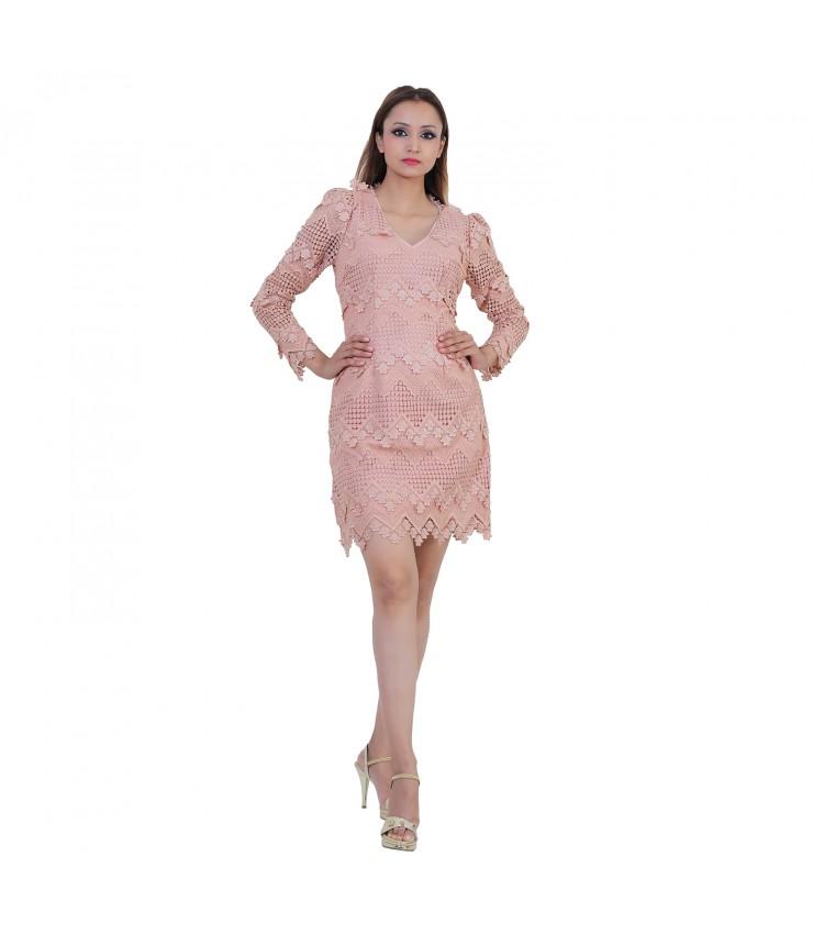 Girl Crush Bodycon Mini Dress