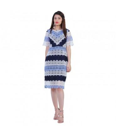 A True Beauty Midi Dress