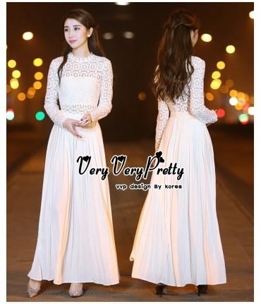 Stunning & Elegant Chiffon Gown
