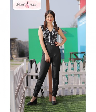 Miss Candyfloss studed Jumpsuit