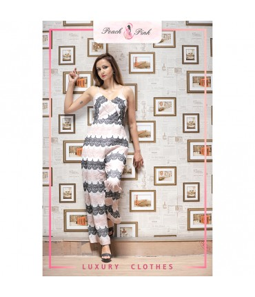 Elegant & Classy Embroidered Jumpsuit