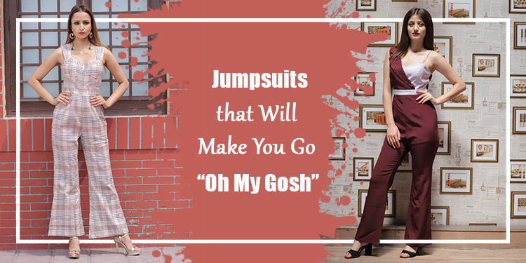 "Jumpsuits that Will Make You Go ""Oh My Gosh"""