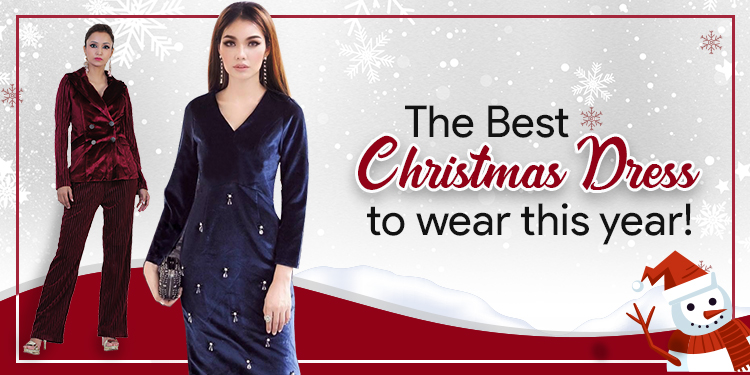 The Best Christmas Dresses to Wear This Year!